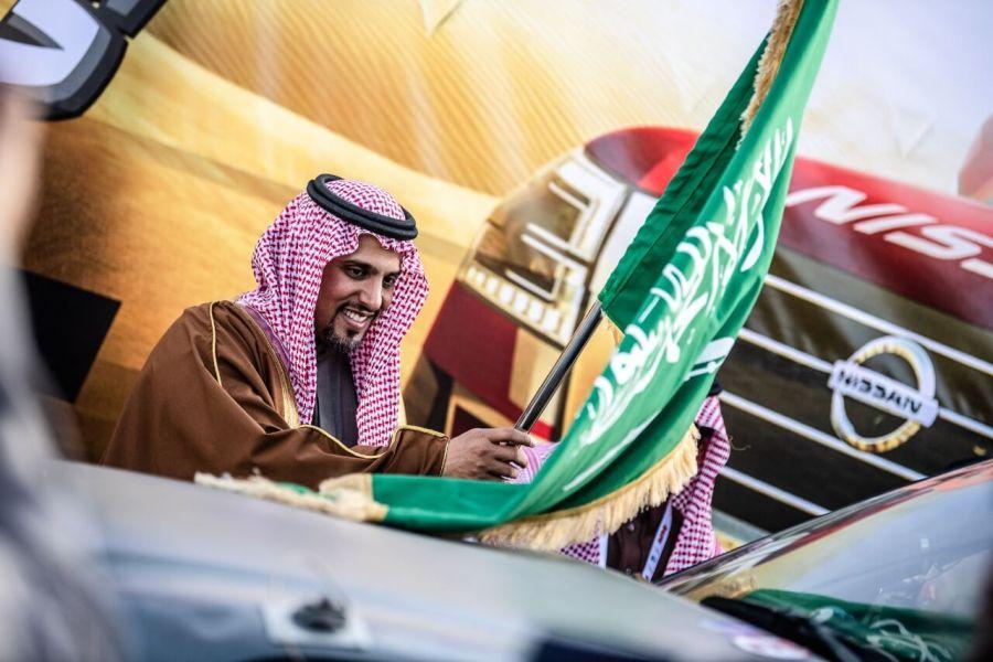 The start of FIA calendar events in Saudi Arabia