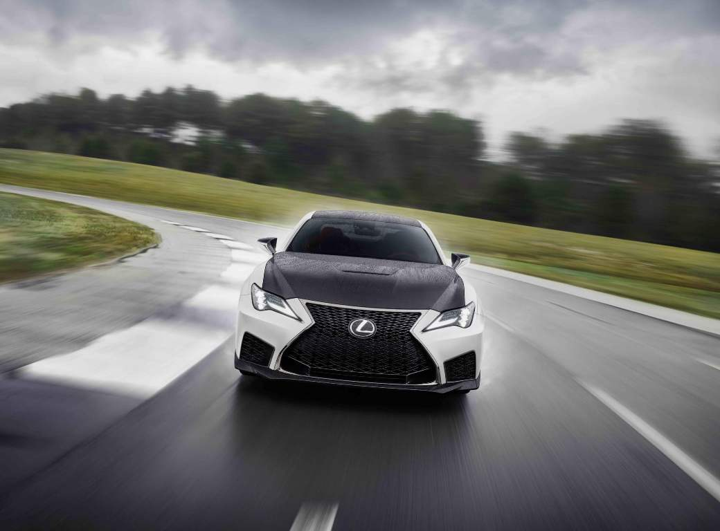 2021 RC F and RC F FUJI SPEEDWAY Edition