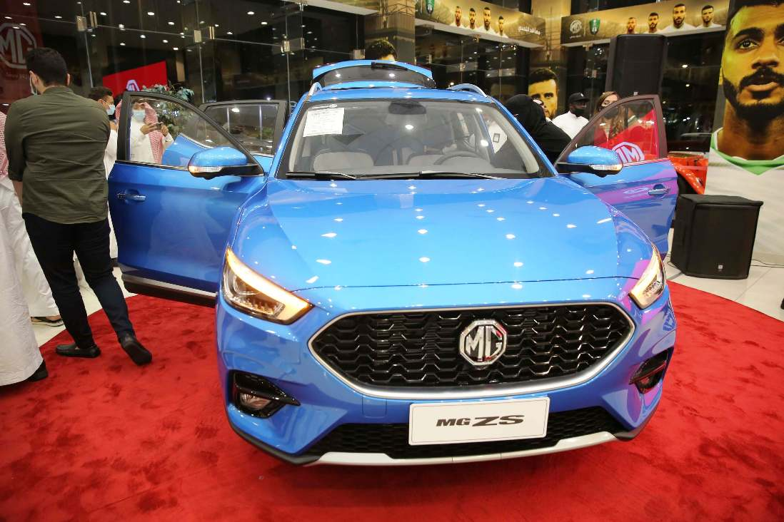 The MG ZST