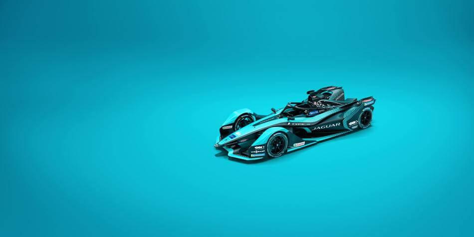 Jaguar Racing I TYPE 5