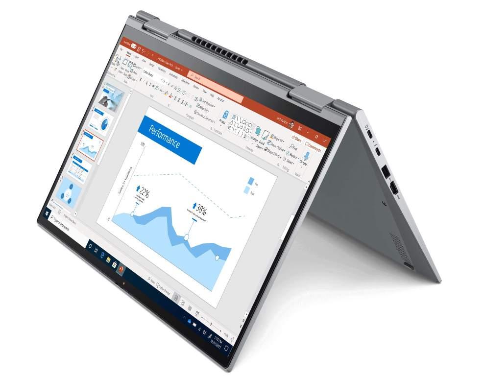 Lenovo ThinkPad X1 Yoga Gen 6 - Tent Mode
