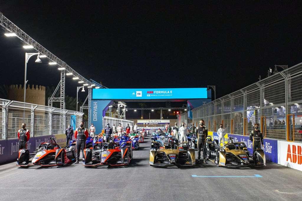 ABBFE DPPI S7 Grid The History of Saudi Motorsports