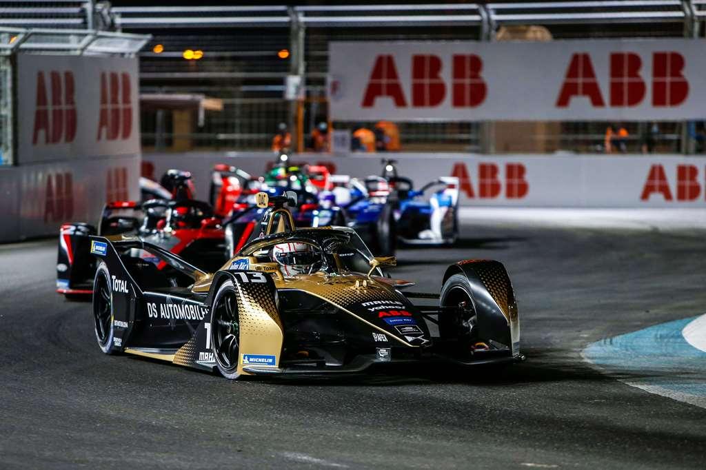 Formula E - Diriyah S7 Evans