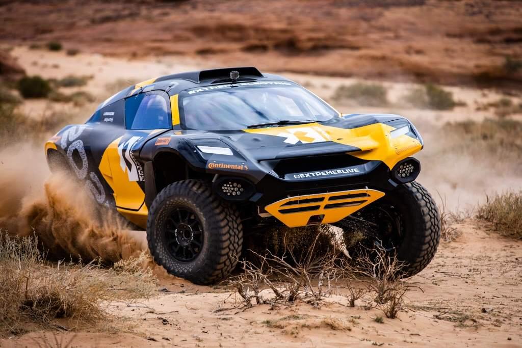 Desert X Prix in AlUla
