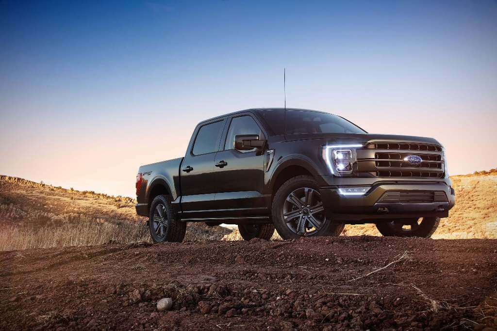 All-new 2021 Ford F-150