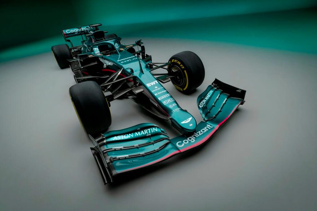 Aston Martin Cognizant Formula One® Team AMR21