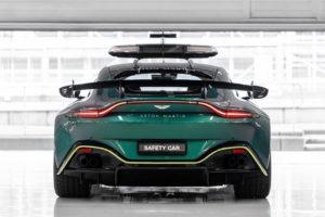Aston Martin Vantage_Official Safety Car of Formula One