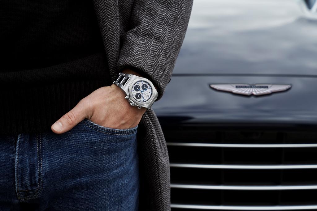 Girard-Perregaux x Aston Martin Partnership Announcement