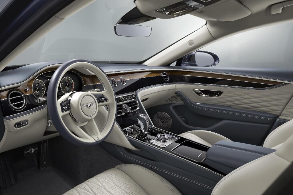 Bentley Flying Spur W12's Interior