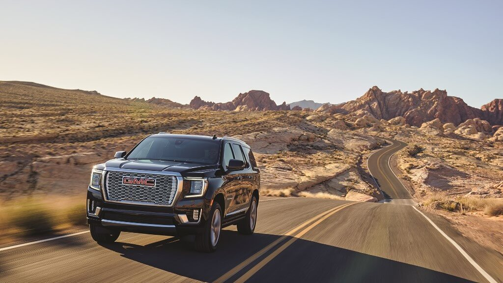 The 2021 Yukon Denali It has and gives the power