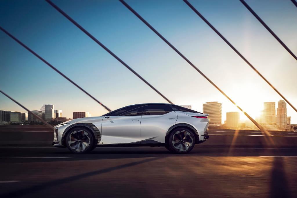 2021 Lexus LFZ