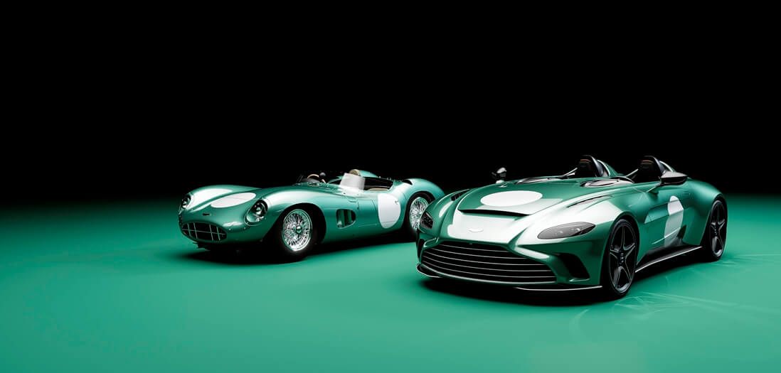 Optional DBR1 specification now available on V12 Speedster 01 The History of Saudi Motorsports