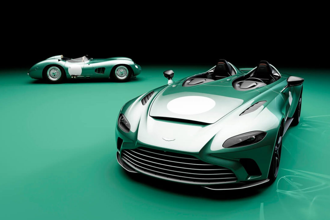 Optional DBR1 specification now available on V12 Speedster 05 The History of Saudi Motorsports