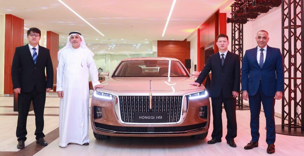 New Showrooms Hongqi The History of Saudi Motorsports